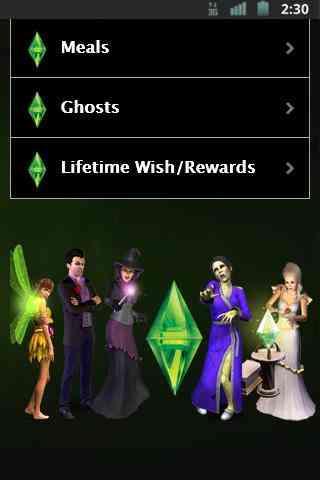The sims 3 supernatural guide   simsvip.