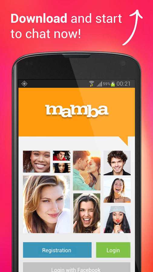 mamba free dating Mamba is an international online dating app you can meet men and women from the usa, great britain, ukraine, australia, russia, india, germany, norway, canada and others premium service – activate vip status in the app.