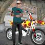 Gerçek Stunt Bike Mania: Yarış