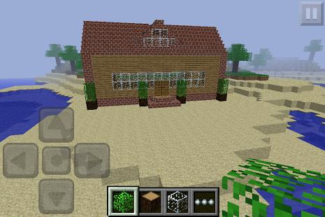 видео майнкрафт pe 0.13.0 как сделать крутой дом в выживание #9