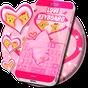 Pink Love Клавиатура бесплатно