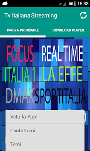 Italian Tv Streaming APK - Download Italian Tv Streaming 6 0 APK