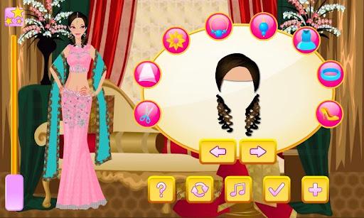 Online bridal dress up games