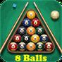 Bilhar Pool: 8 bolas