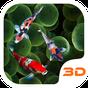 KOI Szczęście Fish 3D Motywu