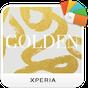XPERIA™ Golden Theme