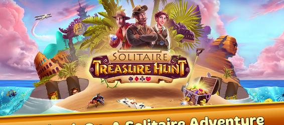 Imagem de Solitaire Treasure Hunt